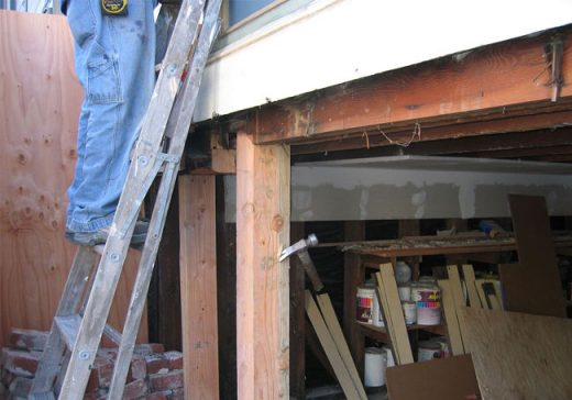 Bedwelming Garage verbouwen - Extra woonruimte creëren - Klussenbedrijf SA Arnhem @DF88